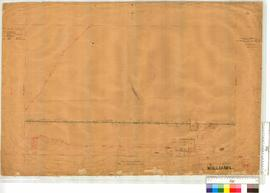 Portion North boundary of WA Land Co. Location 299 (North of Narrogin) by W.H. Angove [scale: 30 ...