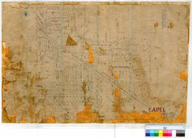 Capel 32/2. Capel - All town and suburban Lots except as hereunder by C. M. Denny, 95 Fieldbook 1...