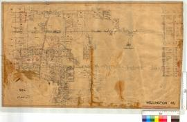 Portion of the Harvey Agricultural Area, various Locations by F.F. Monaghan 1890 and later additi...