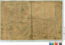 Location - Meckering area by T. Beasley 1893 [scale: 20 chains to an inch].