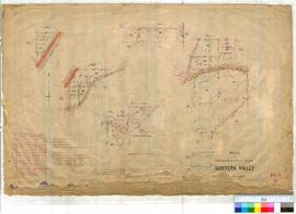 Sawyers Valley 163/3. Plan of Sawyers Valley Lots 102-109, 119-124 (vicinity of York Road, Pearge...
