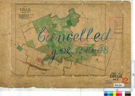 Collie Sheet 12 [Tally No. 504039].