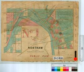 Northam Sheet 1 [Tally No. 507420].