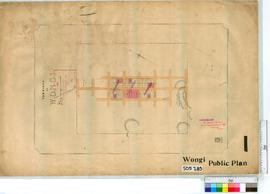 Wongi Sheet 1 [Tally No. 505289].