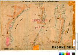 Broome Sheet 6 [Tally No. 503854].