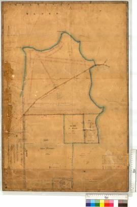 Shore of Melville Water, Locations 61, 56, 44, 66 and Part 28. Commenced by R. Ray, 1842, complet...