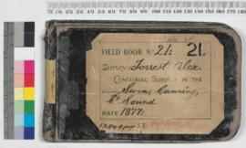 A. Forrest Field Book No 21
