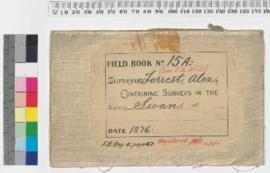 A. Forrest Field Book No 15A