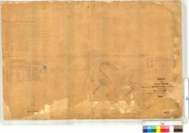 Survey of the Swan River, Helena, Locations 20-23 and parts of 24-27 by I.W. and A.C. Gregory [sc...