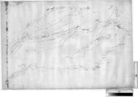 Canning Stock Route - plan of original survey by A.W. Canning near Separation Well, c. 1906 [Tall...