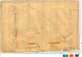 Portion of Pinjarra - Williams (one chain) - Road from North boundary Location 82 to CP 48/1284 by A.J. Wells, Fieldbook 35 [scale: 10 chains to an inch].