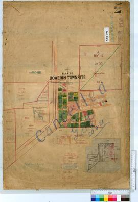 Dowerin Sheet 4 [Tally No. 506711, Townsite].