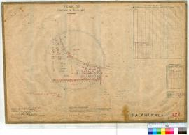 Kalamunda 222/1. Plan of subdivision of Reserve 1356 Canning. Later adjustments to Swan [scale: 4...