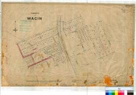 Wagin 147/3. Plan of Townsite of Wagin showing Lots bounded by Unicorn, Costello, Sirdar, Trimdar...