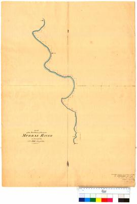 East bank part of Murray River by F.C. Singleton [Tally No. 005043].