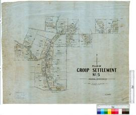 Group Settlement No. 5