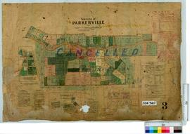 Parkerville Sheet 3 [Tally No. 504960].