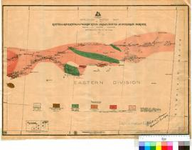 E. de Clarke and H.W.E. Talbot - Geological sketch map, Laverton through Warburton to South Austr...