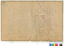 Carnarvon 16B/2. Carnarvon Townsite - plan of suburban lots. T. Beasley. Alterations until 1964 [...