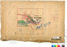 Bencubbin Sheet 2 [Tally No. 503729].