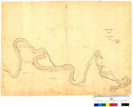 Murray River, Sheet 2 by George Smythe [Tally No. 005042].