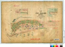 Port Hedland Sheet 4 [Tally No. 505031].