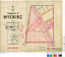 Wyening Sheet 2 [Tally No. 505316].
