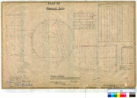 Pingelly 132/1. Plan of additional Pingelly Lots (Correspondence file 1904/1214) by A.J. Wells 30...