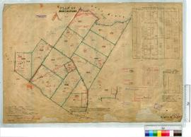 Location - between Lake Brown and Talgomine Reserve Road by C. Crossland, Fieldbooks 109-112 [sca...