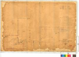 Townsite of Bannister, Reserve 143A, etc. (Sheet 1) by A.C. Gregory, and later additions [scale: 16 chains to an inch].