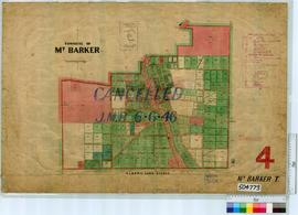 Mount Barker Sheet 4 [Tally No. 504773].