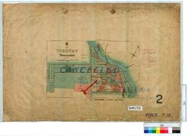 Toodyay Sheet 2 [Tally No. 505173].