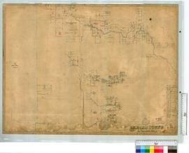 Locations vicinity of the Woongan River and Beenyup and Cardup Brooks by A. Forrest and later add...