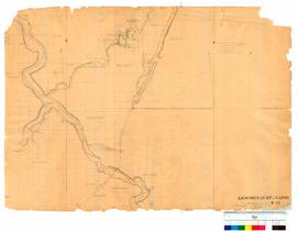 Survey of Leschenault-Vasse by H.M. Omanney, sheet 12 [Tally No. 005199].