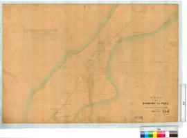Road from Bunbury to Peel, Sheet 14 (Peel Inlet) by F.T. Gregory [scale: 10 chains to an inch].