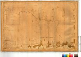 Locations along Collie River - Reserve Waterloo and Locations 4, 5 etc. by T. Watson, 1838 and H....