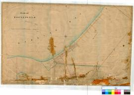 Rockingham 22B. Plan of Rockingham Townsite (Mangles Bay) showing Lots, Streets, Reserve for Rock...