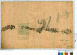 York Road, Sheet 3, through W.A. Habgood's Location 97 by P.L. Snell Chauncy [scale: 10 chai...