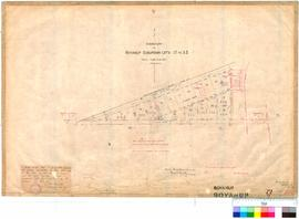 Boyanup 72/2. Subdivision of Boyanup Suburban Lots 17-33, H. A. Mitchell [scale: 4 chains to 1 in...