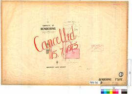 Bendering Sheet 1 [Tally No. 503732].