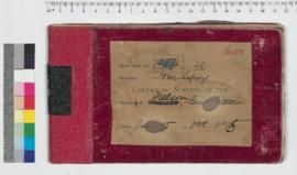J.H.M. Lefroy Field Book No. 24