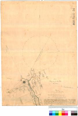 Survey of part of the Avon River, by Thomas Watson (Sheet 4).