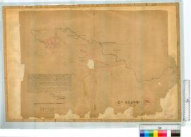 Helena District Locations by A. Hillman, 1838, Fieldbook 5 (See also Fieldbook 1, page 62 by J. G...
