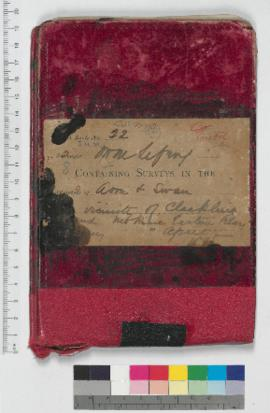 J.H.M. Lefroy Field Book No. 22