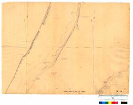 Survey of Leschenault-Vasse by H.M. Omanney, sheet 18 [Tally No. 005205].