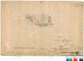 South Boulder 237/3 (once Boulder 107/36). Plan of additional Lots in South Boulder suburban area...