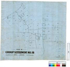 Group Settlement No. 18