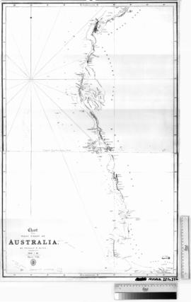 West Coast of Australia by P. King [b/w photographic print only].
