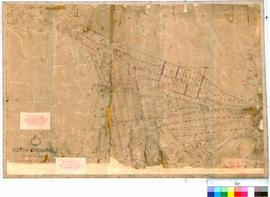 Fremantle 19J. North Fremantle compiled and plotted from surveys by Alexander Forrest, 1873. Amen...