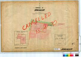 Jingalup Sheet 1 [Tally No. 504412].